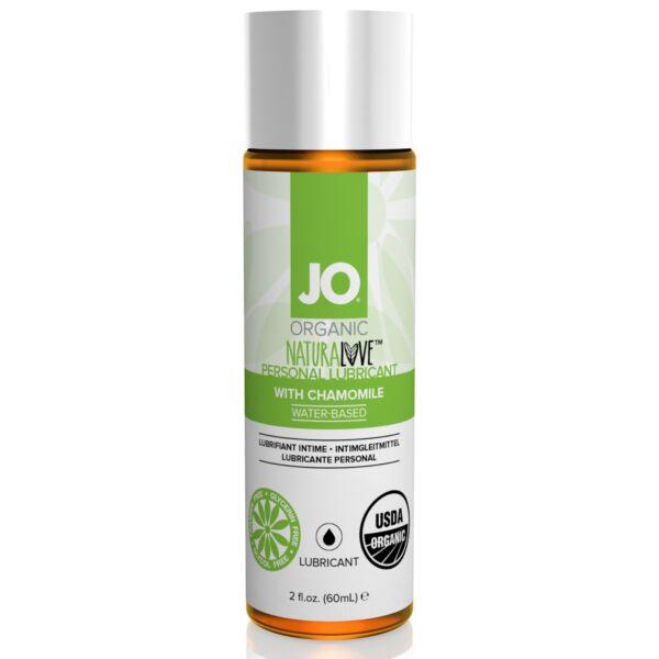 System Jo Certified Organic Lubricant Økologisk Glidecreme - TESTVINDER