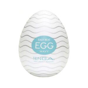 TENGA Egg Wavy Onani Håndjob