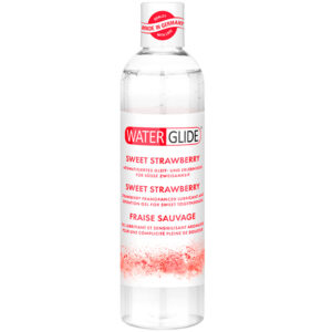 Waterglide Glidecreme med Smag 300 ml