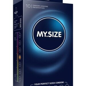 My Size 49 mm, 10 stk
