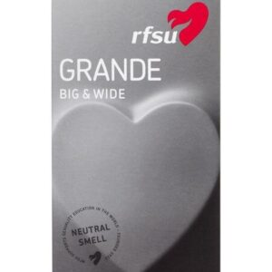 RSFU Grande Kondomer, 10 stk.