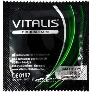 Vitalis Comfort Plus, 10 stk.