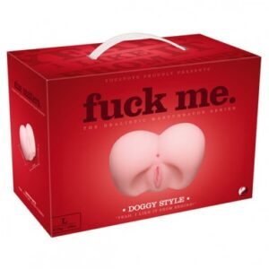 You2Toys - Fuck Me Doggy Style