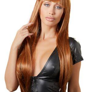 Copper Wig, long
