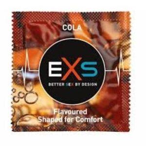 EXS Crazy Cola Kondom, 1 Stk.