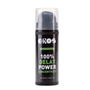 Eros 100% power delay spray