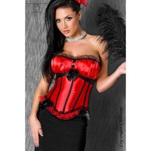 Moulin rouge corsage - M