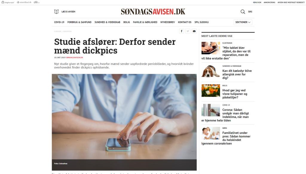 Presseomtale Søndagsavisen.dk