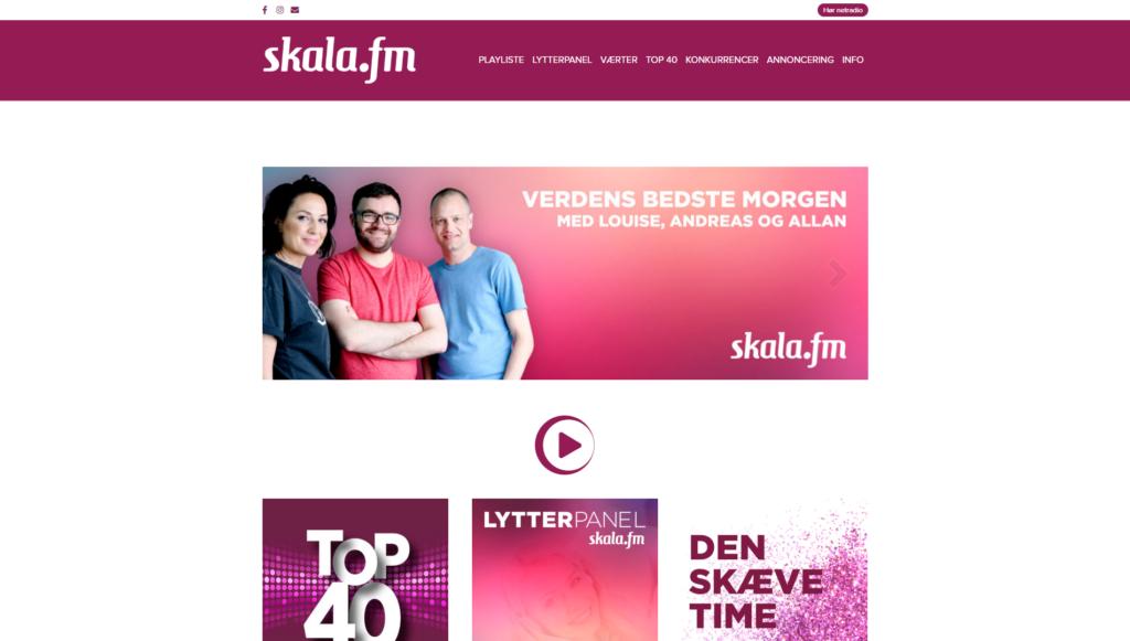 Skala.fm - Radiointerview