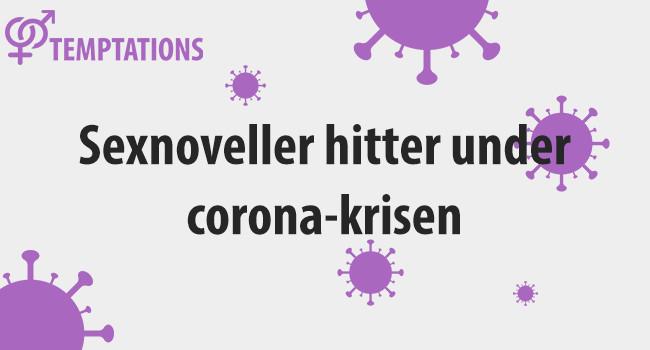 Sexnoveller - Corona cover