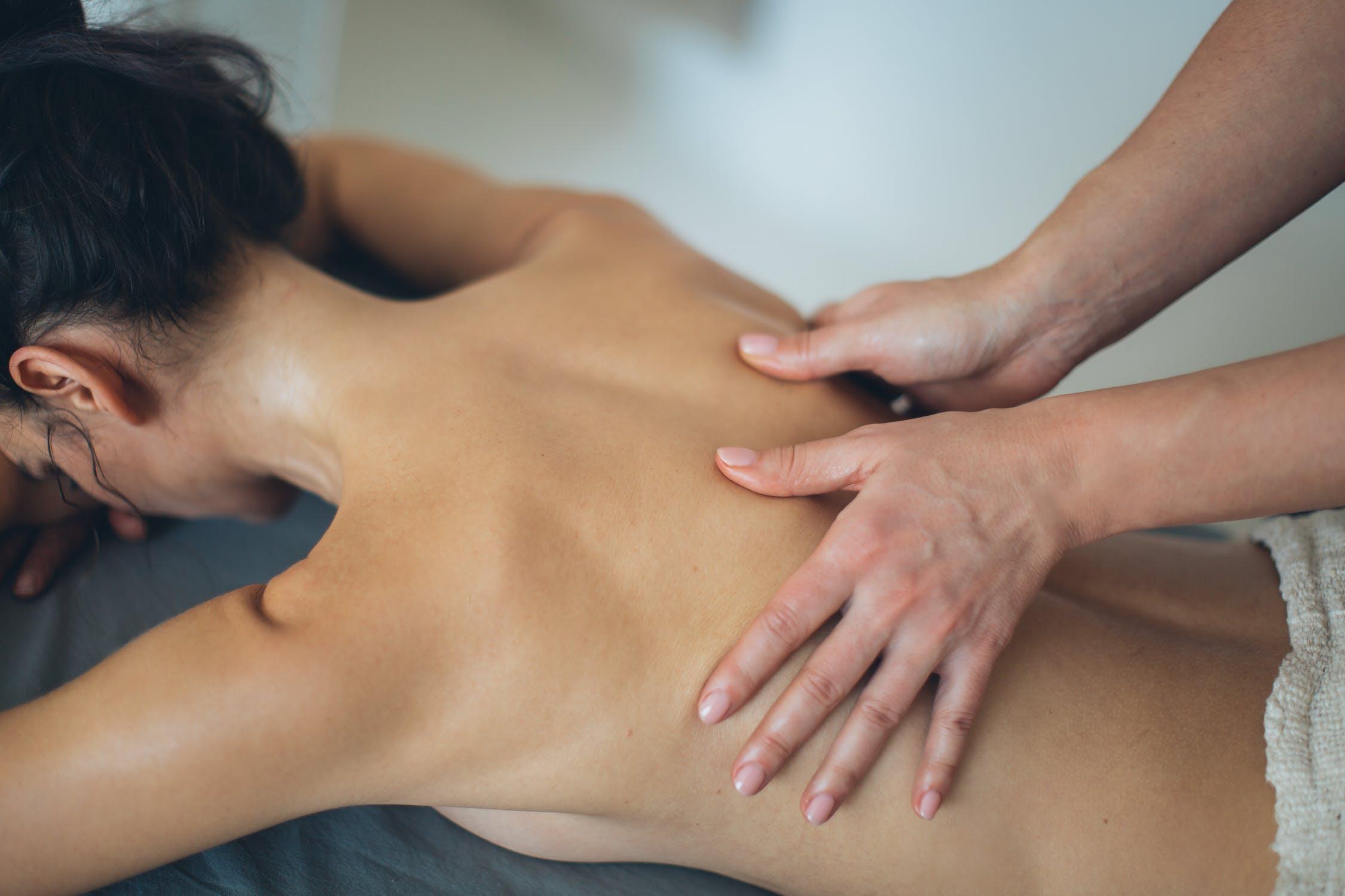 Guide til intim massage