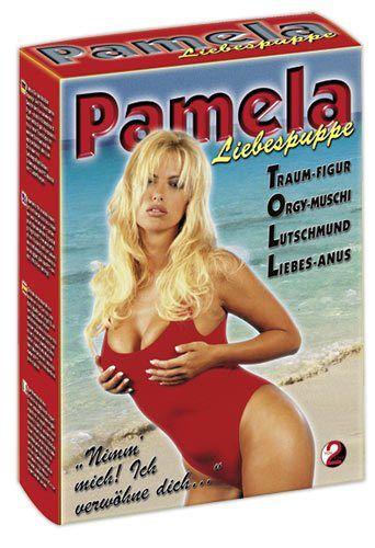 """""""Pamela"""" Elskovsdukke"""