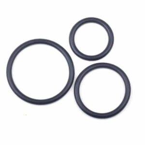 3 silikone penisringe