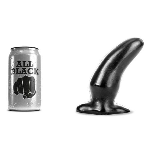 All Black 45 - Anal-Plug