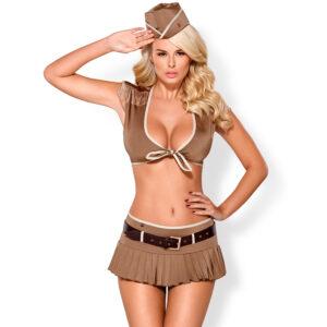 Obsessive Sexy Soldat Kostume