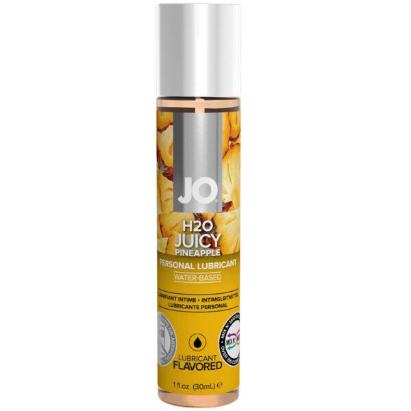 System JO H2O Flavor Vandbaseret Glidecreme med Smag 30 ml