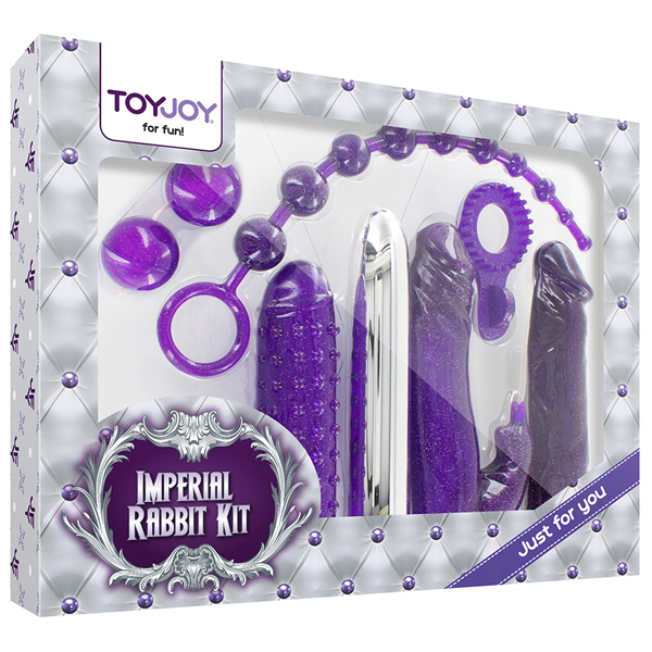 Toy Joy Imperial Rabbit Sæt