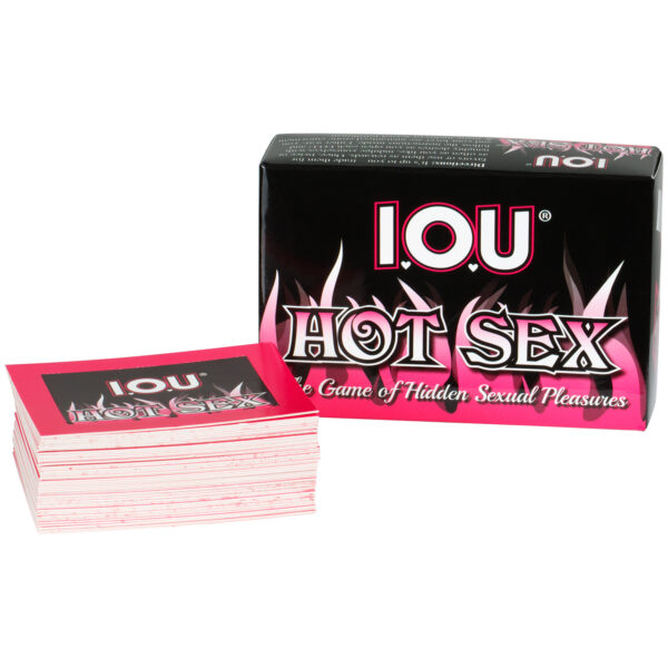 I.O.U Hot Sex Spil til Par