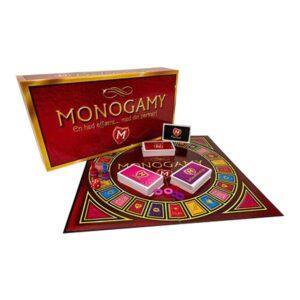 Monogamy - Erotisk brætspil på dansk