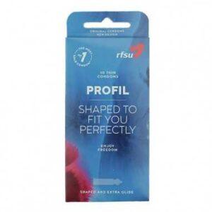RFSU - Profil Kondomer 10 Stk.