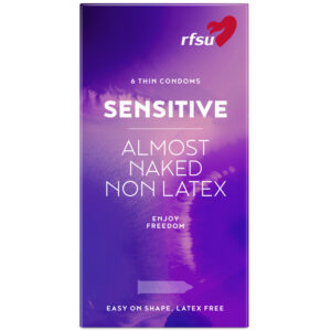 RFSU So Sensitive Latexfri Kondomer 6 stk