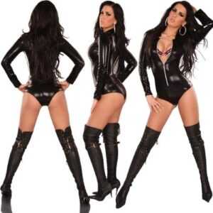 Body Pleasure Kinky kostume i latex - S/M