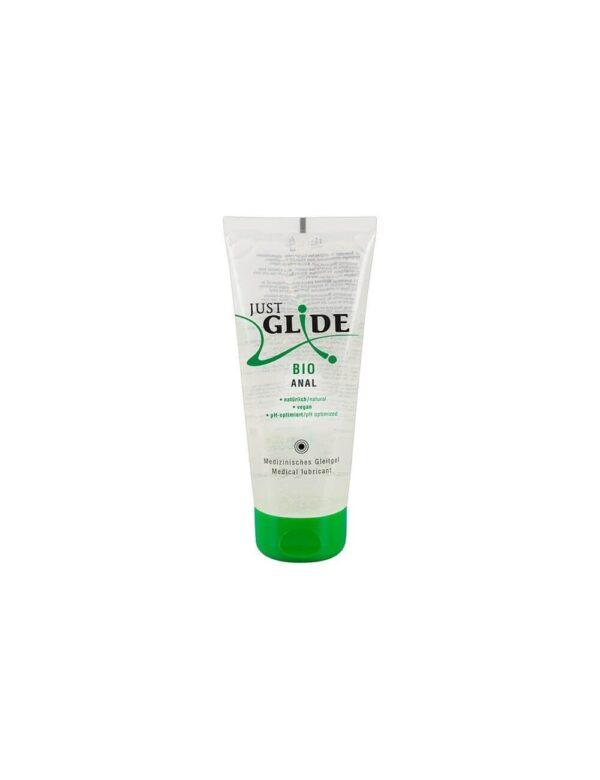 Just Glide - BIO Anal Glidecreme 200 ml
