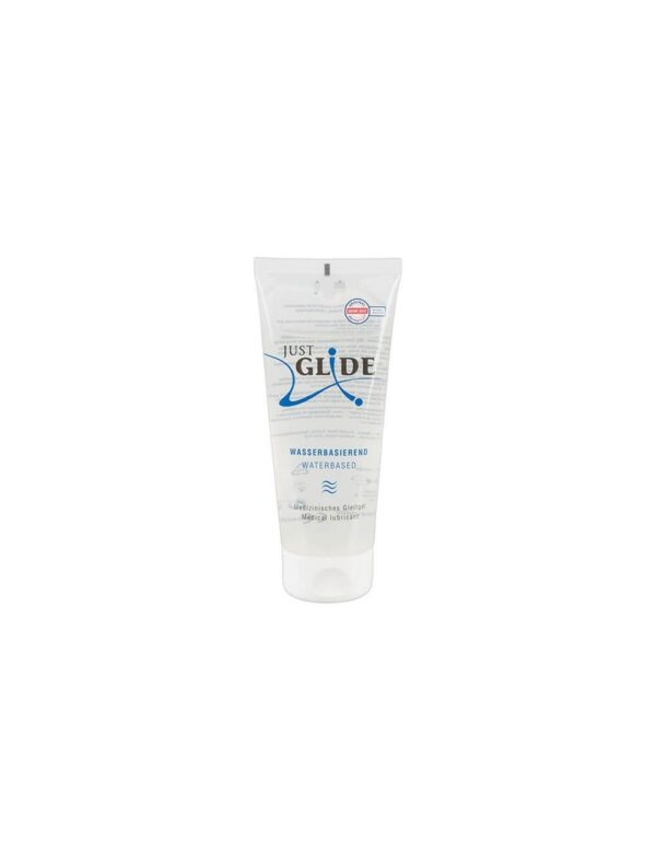 Just Glide - Vandbaseret Glidecreme 200 ml