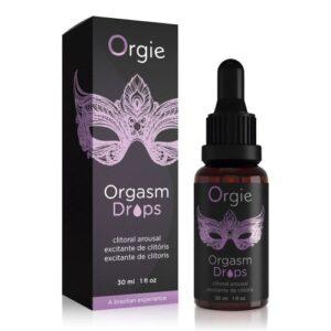 Orgie Orgasm Drops 30 ml - PRISVINDER