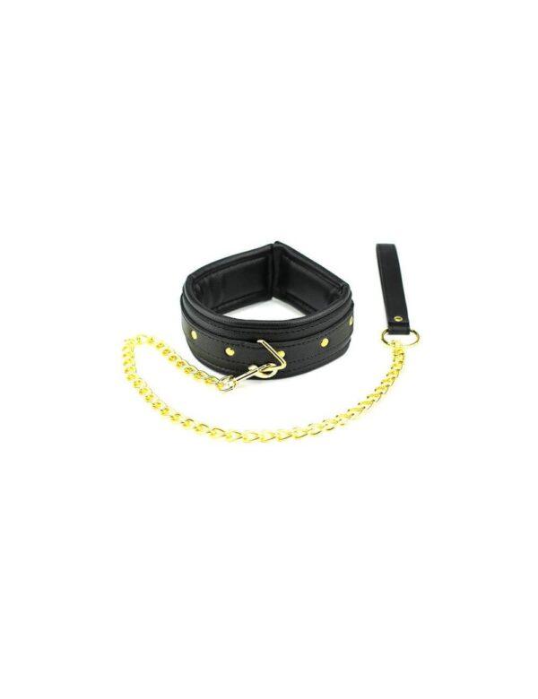 PlayHard - Diva Gold Collar