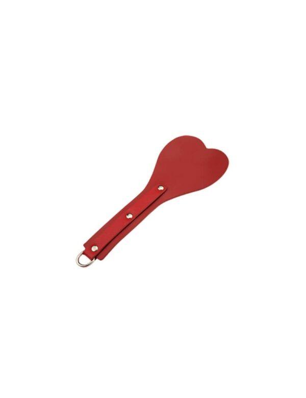 Safeword - Hjerteformet Paddle