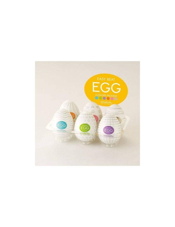Tenga - Variant 6-Pack Onani Æg