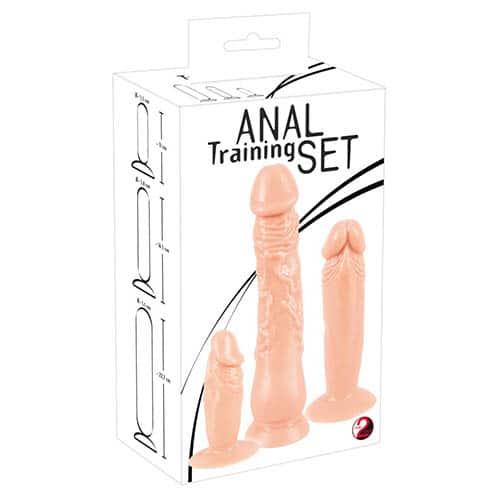 You2Toys Anal trænings sæt med dildoer
