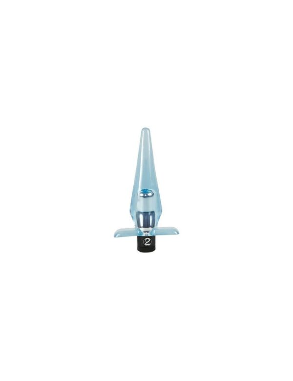 You2Toys - Jelly Anal Vibrator 11 cm