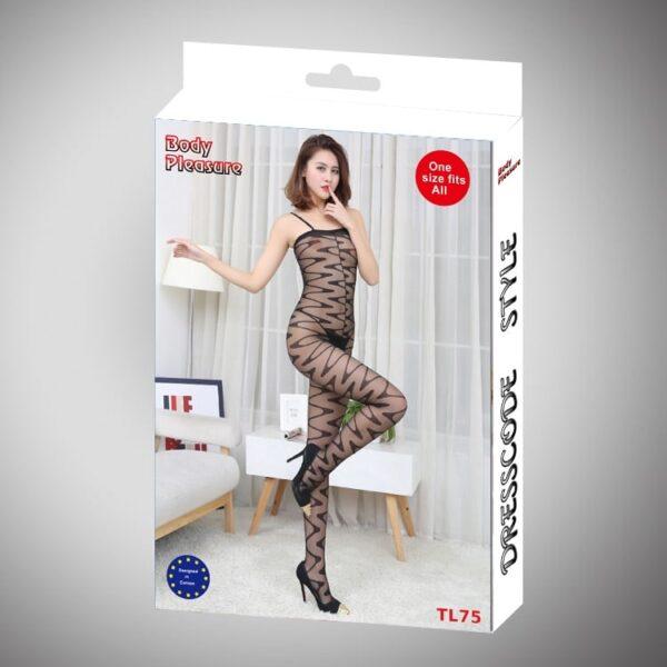 Body Pleasure Tiger catsuit