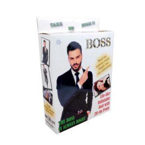 Bossoftoys Boss mandelig sexdukke - PRISVINDER