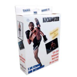 Bossoftoys Kickboxer mandelig sexdukke