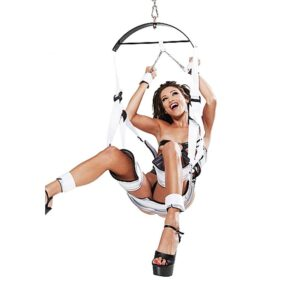 Fetish Fantasy Bondage Swing - Sexgynge