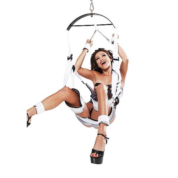 Fetish Fantasy Bondage Swing - Sexgynge