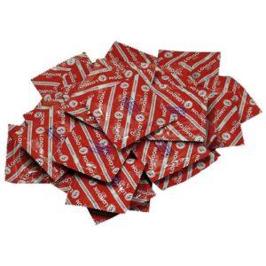 London kondom med jordbærsmag