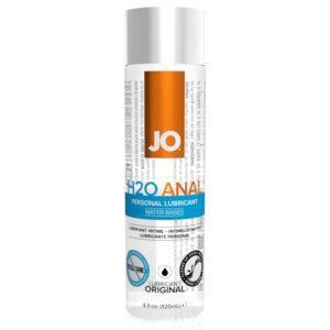 System JO Anal H2O Vandbaseret Glidecreme