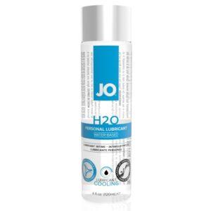 System JO H2O Cool - Vandbaseret Glidecreme