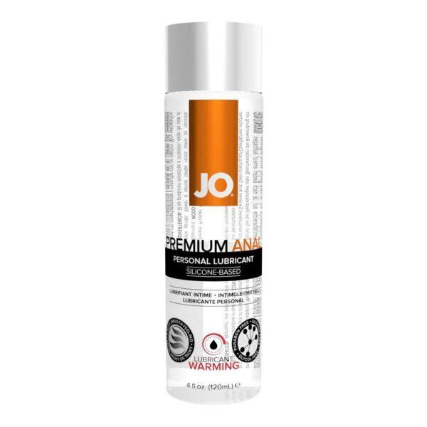 System Jo Premium Warming - Silikonebaseret Glidecreme