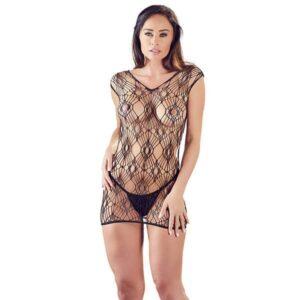 Mandy Mystery - Loose-fit Minikjole m. G-streng