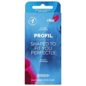 Profil - 10-pack