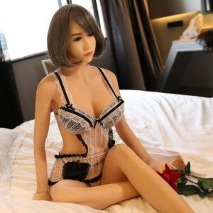 Realistisk sexdukke Real Doll Christine - 158cm