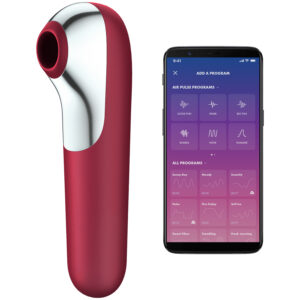 Satisfyer Dual Love Klitoris Stimulator