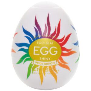 TENGA Egg Shiny Pride Onani Håndjob