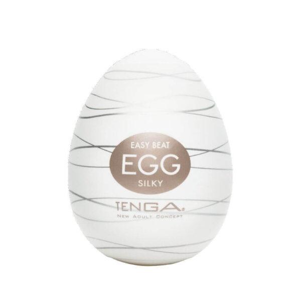 Tenga - Silky Onani Æg