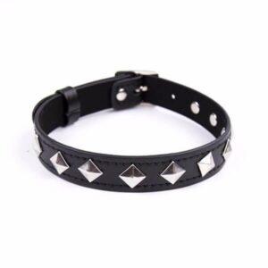 Toria - Diamond BDSM Halsbånd